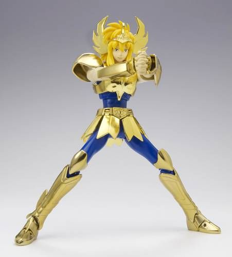 Saint Seiya Myth Cloth - Hyoga - Chevalier de Bronze du Cygne \'\'version 1 - Limited Gold\'\'