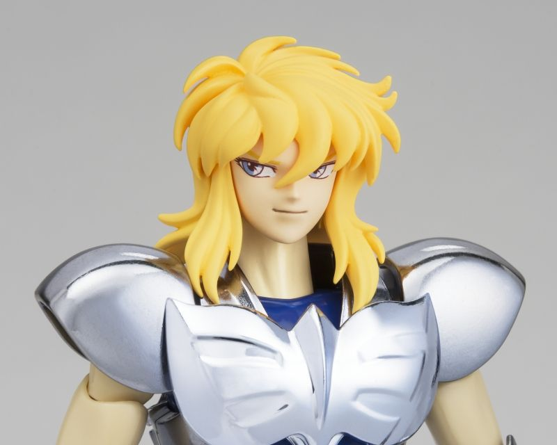 Saint Seiya Myth Cloth - Hyoga - Chevalier de Bronze du Cygne \'\'version 1 - Revival Edition\'\'
