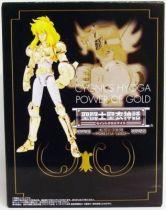 Saint Seiya Myth Cloth - Hyoga - Chevalier de Bronze du Cygne \'\'version 2 - Power of Gold\'\'