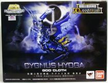Saint Seiya Myth Cloth - Hyoga - Chevalier de Bronze du Cygne \'\'version 4 - 10th Anniversary Edition\'\'