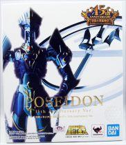 "Saint Seiya Myth Cloth - Julian Solo - Le Dieu Poseidon \""15th Anniversary Edition\"""