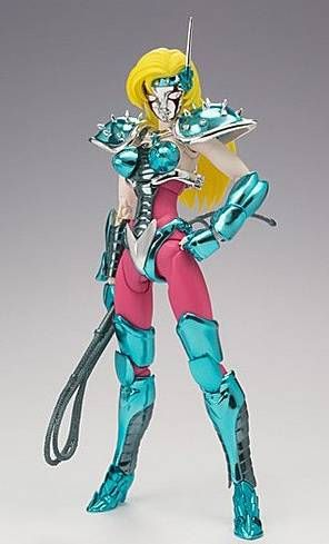 Saint Seiya Myth Cloth - June - Chevalier de Bronze du Caméléon