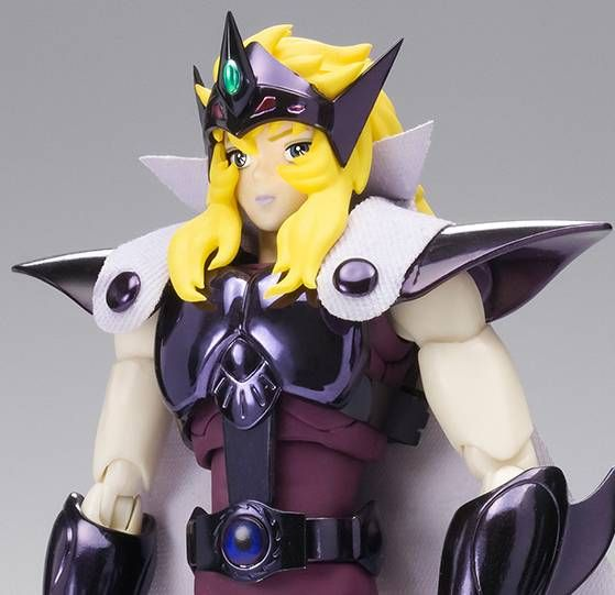 Saint Seiya Myth Cloth - Lizard Specter Misty