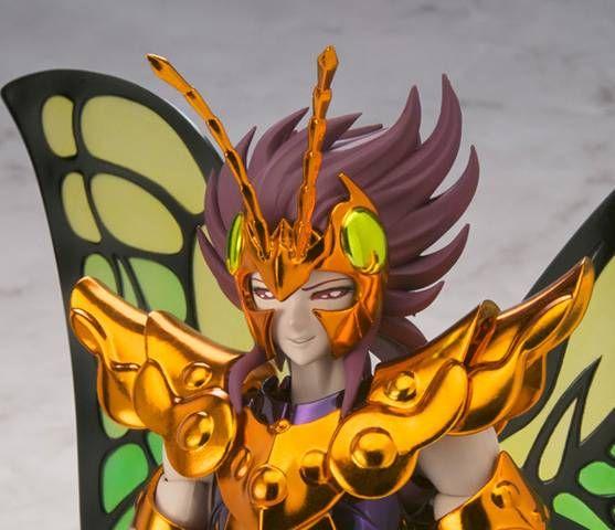 Saint Seiya Myth Cloth - Papillon Myu