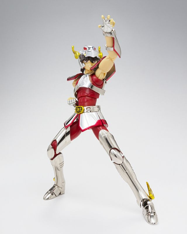 "Saint Seiya Myth Cloth - Pegasus Seiya \""version 1 - Revival Edition\"""