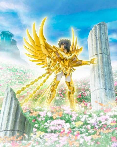 Saint Seiya Myth Cloth - Phoenix Ikki \'\'version 4\'\'