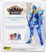 "Saint Seiya Myth Cloth - Poseidon Julian Solo \""15th Anniversary Edition\"""