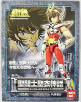 Saint Seiya Myth Cloth - Seiya - Chevalier de Bronze de Pégase \'\'version 2\'\'