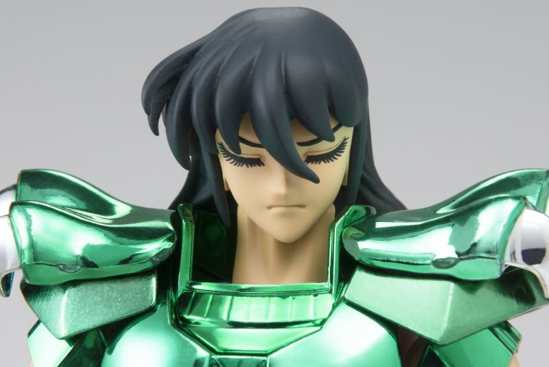 Saint Seiya Myth Cloth - Shiryu - Chevalier de Bronze du Dragon \'\'version 1 - Revival Edition\'\'