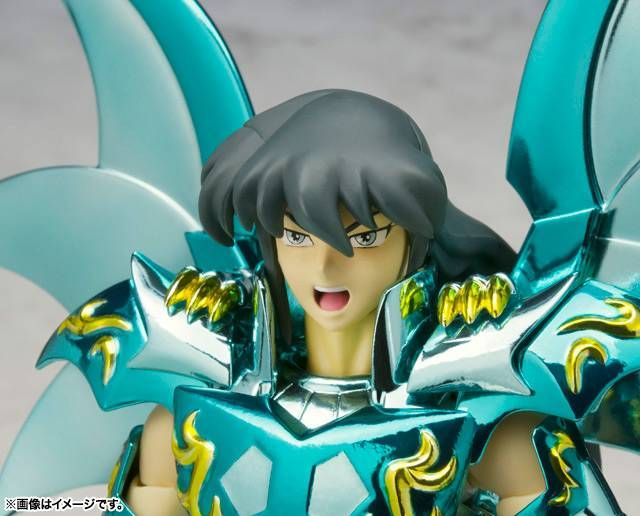 Saint Seiya Myth Cloth - Shiryu - Chevalier de Bronze du Dragon \'\'version 4 - 10th Anniversary Edition\'\'