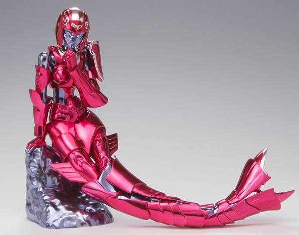 Saint Seiya Myth Cloth - Thetis - Mariner de Mermaid
