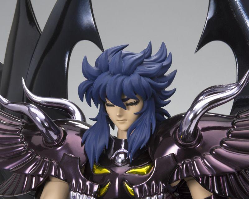 Saint Seiya Myth Cloth EX - Aiakos - Spectre du Garuda
