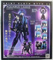 Saint Seiya Myth Cloth EX - Aquarius Camus (Specter)