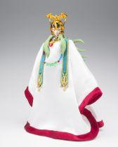 Saint Seiya Myth Cloth EX - Aries Specter & Pope Shion