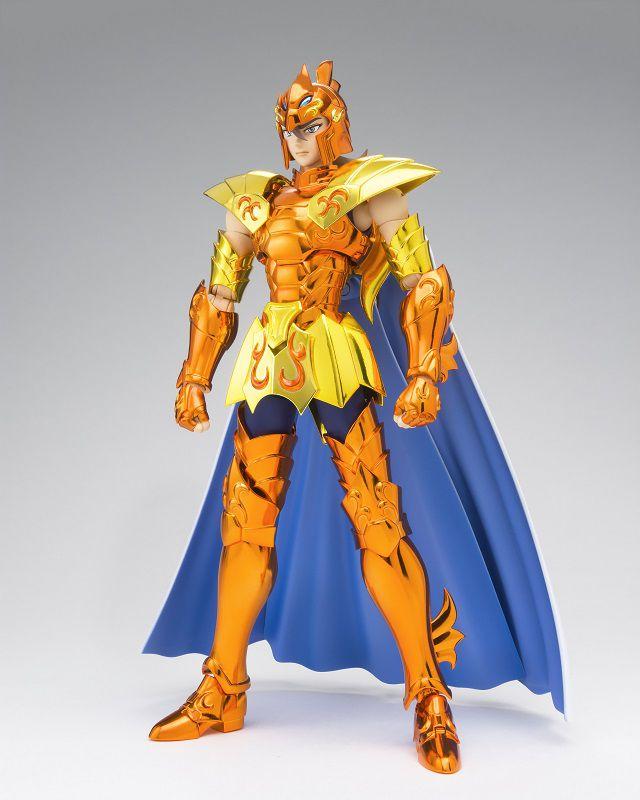 Saint Seiya Myth Cloth EX - Baian - Général du Cheval des Mers