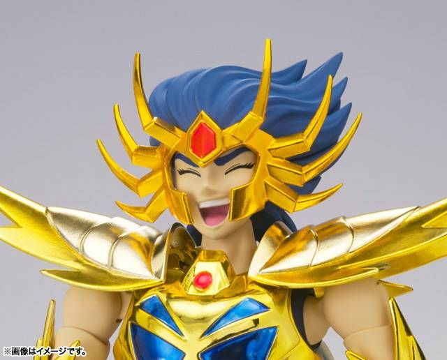 Saint Seiya Myth Cloth EX - Deathmask - Chevalier d\'Or du Cancer