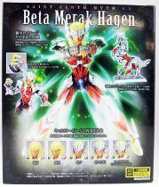 Saint Seiya Myth Cloth EX - Hagen de Merak - Guerrier Divin de Beta