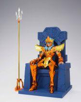 "Saint Seiya Myth Cloth EX - Julian Solo - Le Dieu Poseidon \""Imperial Throne Edition\"""