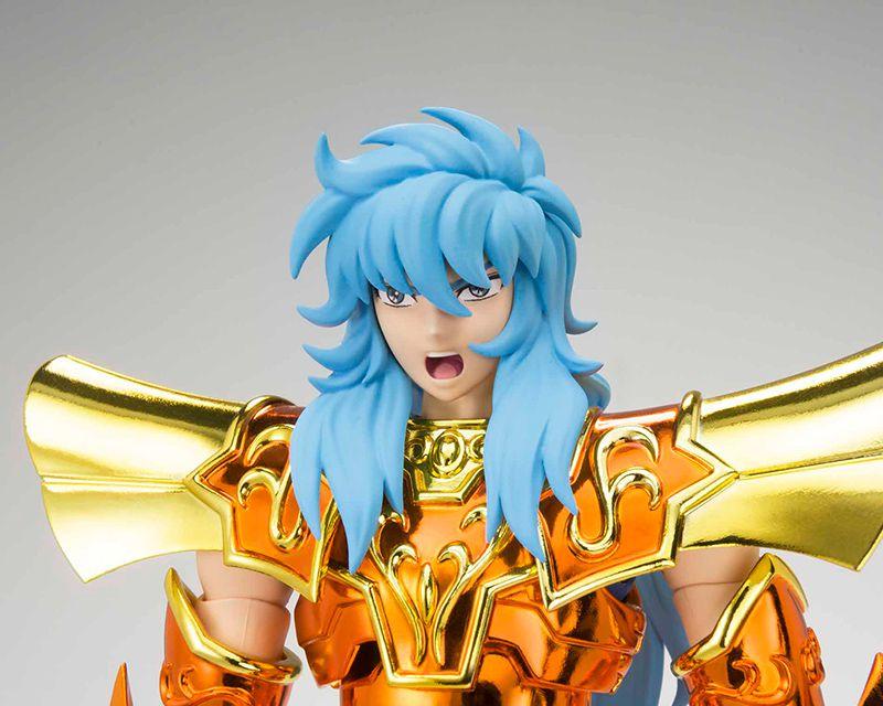 "Saint Seiya Myth Cloth EX - Poseidon Julian Solo \""Imperial Throne Edition\"""