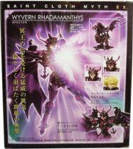 Saint Seiya Myth Cloth EX - Rhadamanthys - Spectre du Wyvern