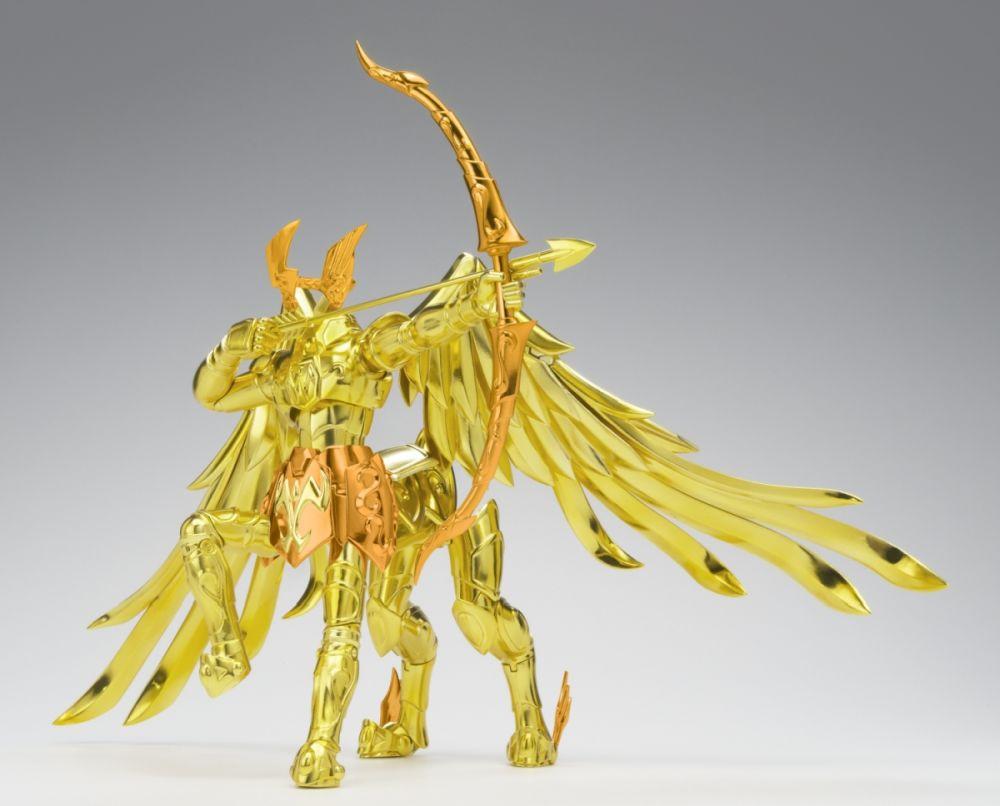 Saint Seiya Myth Cloth EX - Seiya - Chevalier d\'Or du Sagittaire
