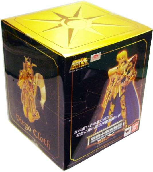 Saint Seiya Myth Cloth EX - Shaka - Chevalier d\'Or de la Vierge