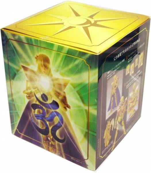 Saint Seiya Myth Cloth EX - Shaka - Chevalier d\'Or de la Vierge