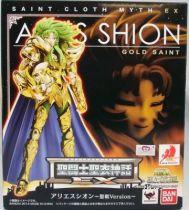 Saint Seiya Myth Cloth EX - Shion - Chevalier d\'Or du Bélier