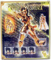 "Saint Seiya Myth Cloth EX - Shura - Chevalier d\'Or du Capricorne \""Original Color Edition\"""