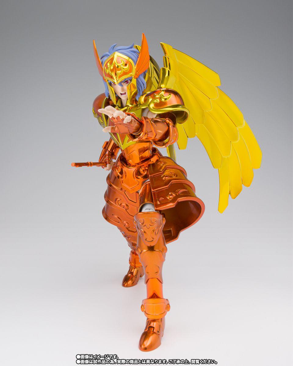 Saint Seiya Myth Cloth EX - Sorento - Général de la Sirène (Asgard Battle)