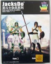 Saint Seiya Myth Cloth Soldiers - Sanctuary Guard with lance