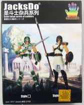 Saint Seiya Myth Cloth Soldiers - Sanctuary Guard with sword