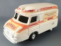 Salza - Citroën HY Aspro Ambulance Sanitary Service Tour de France