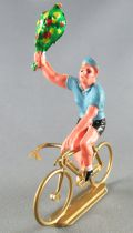 Salza - Cyclist (Metal) - Fiat Team Winner Bouquet Removable Tour de France