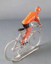 Salza - Cyclist (Metal) - Team Orange Jersey Standing up Tour de France 2