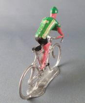 Salza - Cyclist (Metal) - Team Sanson Gelati Standing up Tour de France