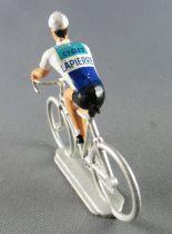 Salza - Cyclist (Plastic) - Team Cycles Lapierre Racing Tour de France