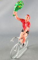 Salza - Cycliste Métal - Equipe Beaulieu Flandria Vainqueur Bouquet Amovible TdF
