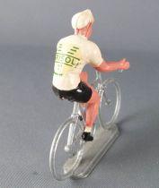 Salza - Cycliste Métal - Equipe Frisol Rouleur Amovible Tour de France