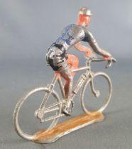 Salza - Cycliste Métal - Equipe Maillot Bleu Foncé Rouleur Tour de France