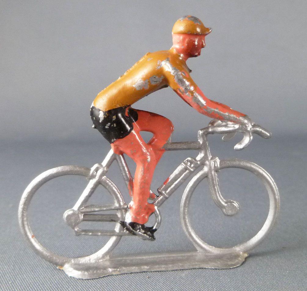 Salza - Cycliste Métal - Equipe Maillot Havane Rouleur Tour de France