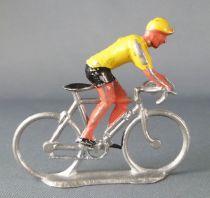 Salza - Cycliste Métal - Equipe Maillot Jaune en Danseuse Tour de France