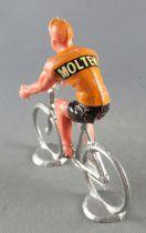 Salza - Cycliste Métal - Equipe Moltoni Rouleur Amovible Tour de France