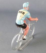 Salza - Cycliste Métal - Equipe Teka Rouleur Amovible Tour de France