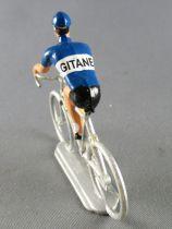 Salza - Cycliste Plastique - Equipe Gitane Rouleur Tour de France