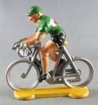 Salza - Cycliste Plastique - Rouleur Monobloc Equipe Luxembourg Tour de France
