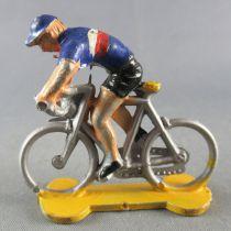 Salza - Cycliste Plastique - Sprinteur Monobloc Equipe France Tour de France