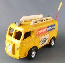 Salza - Peugeot D3A Broom Truck Gillac L\'Equipe Le Parisien Tour de France