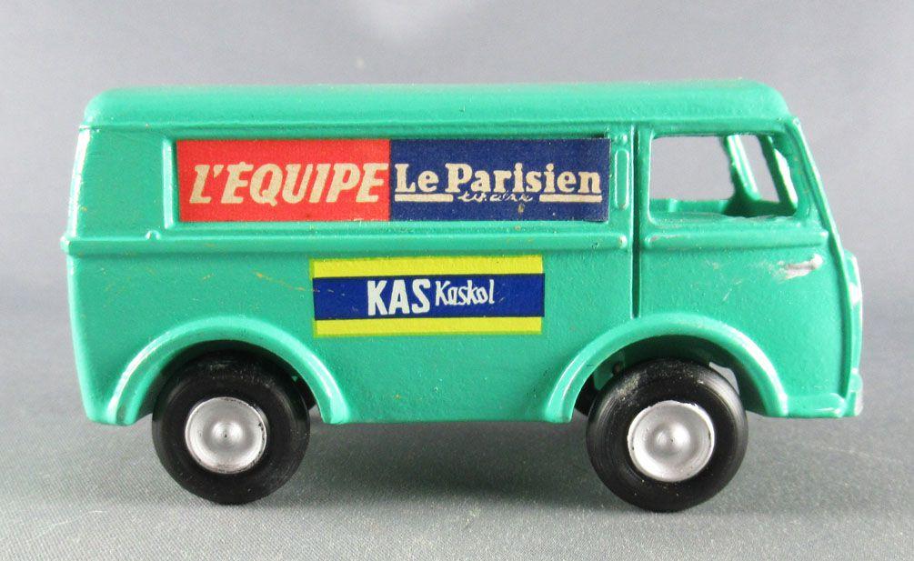Salza - Peugeot D3A Camion Service Kas L\'Equipe Le Parisien TdF Cycliste