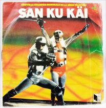 San Ku Kai - Mini-LP Record - Saban Records 1979